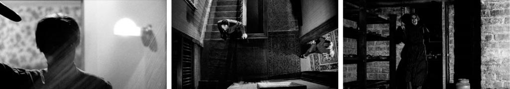 Abspaltung und Enantiodromie in Hitchcocks Psycho