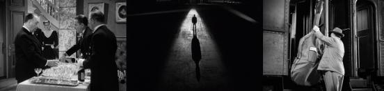 Erzählmuster und Bidsprache in Hitchcocks Filmen