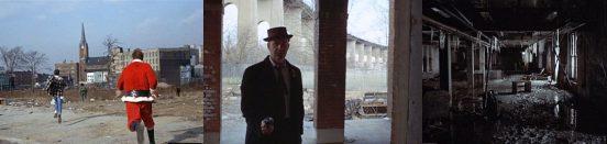 Psychogeogrpahie in William Friedkins Filmen
