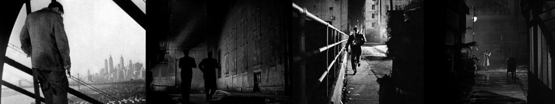 Stadt im Film Noir