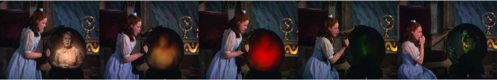 Gestaltwechsel in The Wizard of Oz