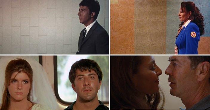 The Graduate (1967) und Jackie Brown (1997) im Vergleich