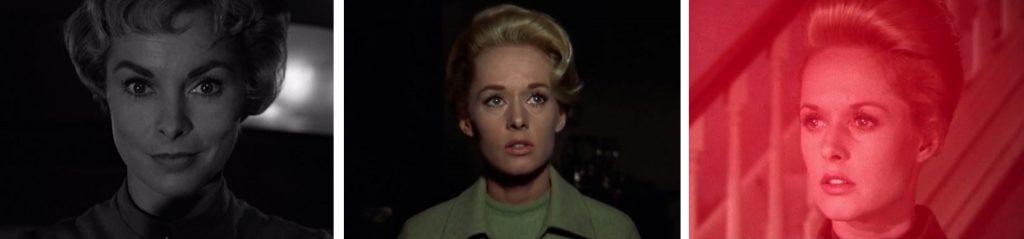 Frauen in Alfred Hitchcocks Filmen
