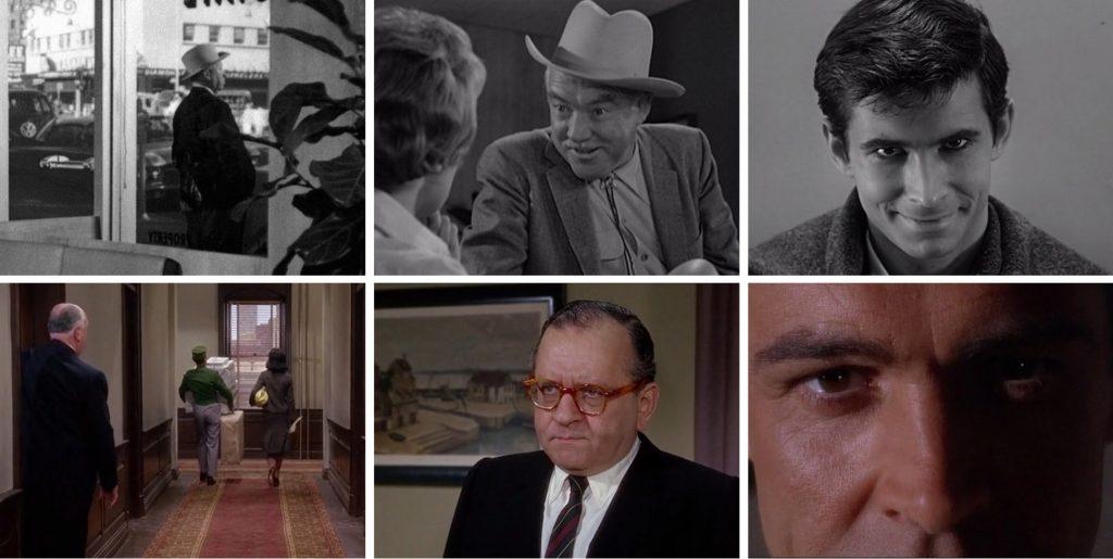 Männer in Alfred Hitchcocks Filmen
