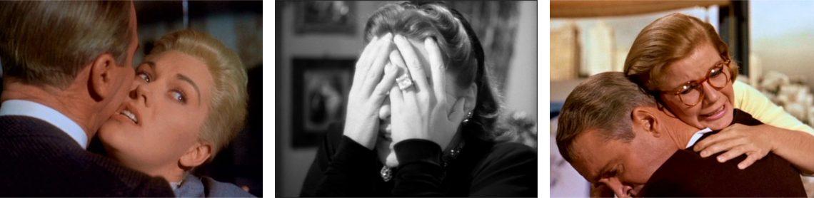 Männer, Frauen und Paare in Alfred Hitchcocks Filmen