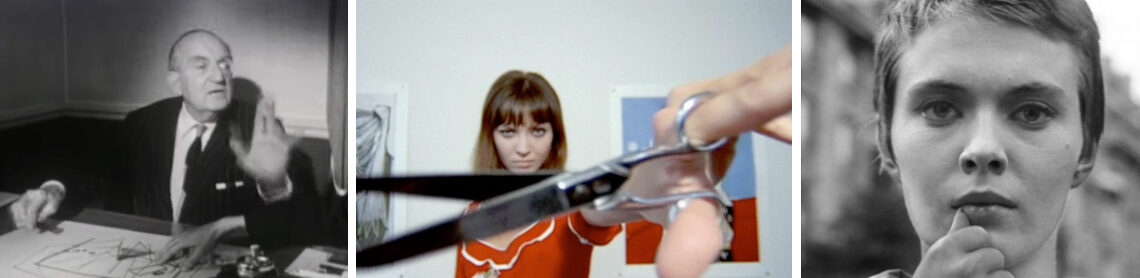 Buchbesprechung: Jean-Luc Godard. Denkende Bilder
