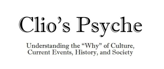 Clio's Psyche: Psychoanalysis of Cinema