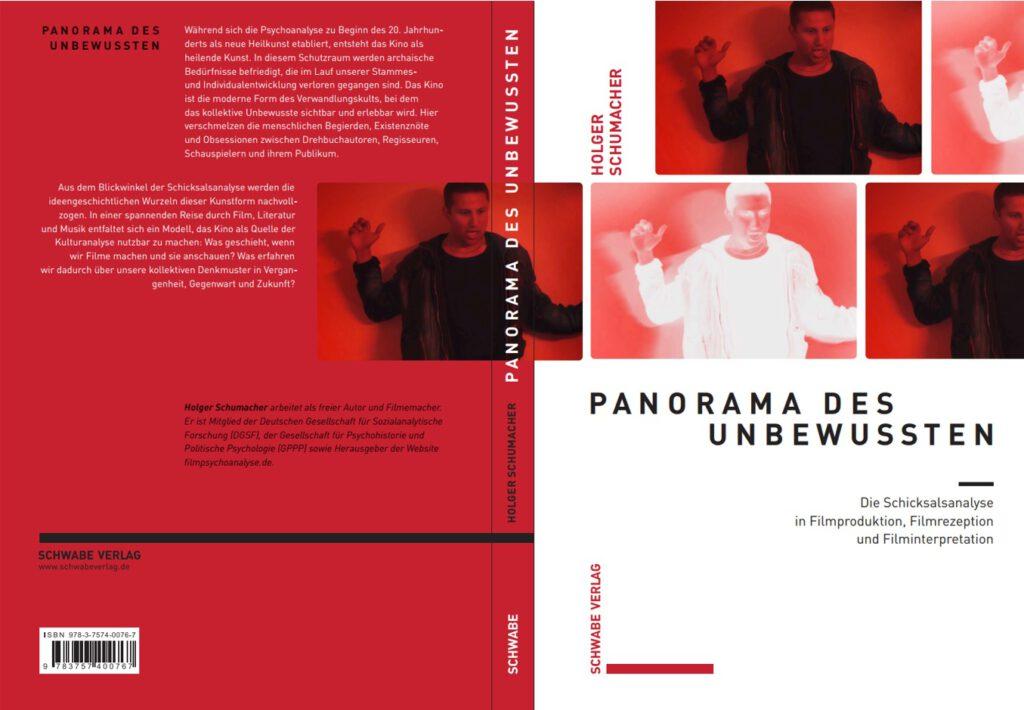 Cover: Panorama des Unbewussten